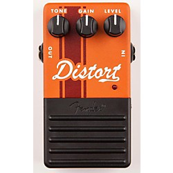 Fender Distort Guitar Effects Pedal (023-4501-000_135207)
