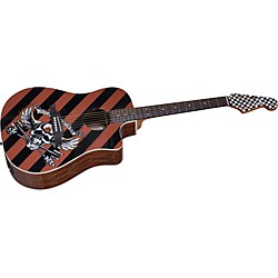 Fender Duane Peters Sonoran Acoustic-Electric Guitar (0968407000)