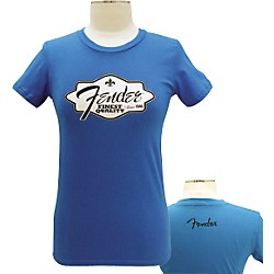 Fender Finest Quality Women's T-Shirt (9190041645)
