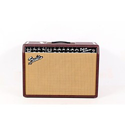 Fender Limited Edition '65 Deluxe Reverb 22W 1x12 Tube Guitar Combo Amp (USED005025 0217400611)