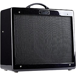 "Fender Limited Edition Blues Junior III ""Black Sparkle"" 15W 1x12 Tube Combo Amplifier (2230500463)"