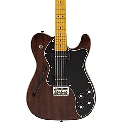 fender modern player telecaster thinline deluxe electric guitar music arts. Black Bedroom Furniture Sets. Home Design Ideas