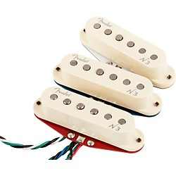 Fender N3 Noiseless Stratocaster Pickups Set of 3 (099-3115-000)