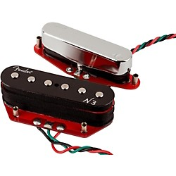 Fender N3 Noiseless Telecaster Pickups Set of 2 (099-3116-000)