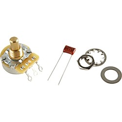 Fender No-Load 250K Solid Shaft Potentiomenter (099-0833-000)