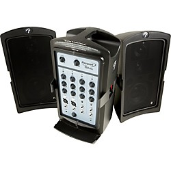 Fender Passport 150 Pro Portable PA System (0694401000)