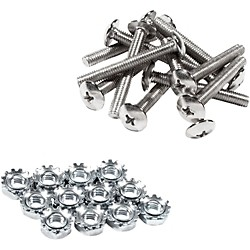 Fender Pure Vintage Chassis Mounting Screws/Nuts (099-2095-000_144638)