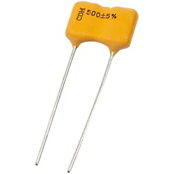 Fender Pure Vintage Tone Capacitor - 500pF @ 500V (007-3310-049_144610)