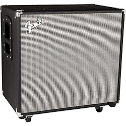 Fender Rumble V3 600w 1x15 Bass Speaker Cabinet (2370900000)