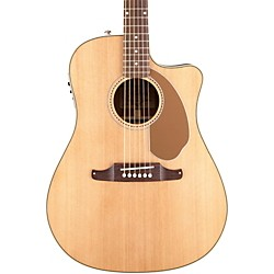 Fender Sonoran SCE Wildwood IV Acoustic-Electric Guitar (0968620021)