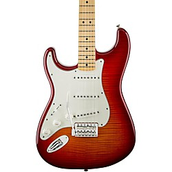 Fender Standard Stratocaster Plus Top Left-Handed, Maple Fingerboard (0144624531)