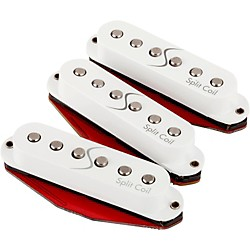 Fender Super 55 Split Coil Stratocaster Pickup Set (099-2211-001)