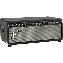 Fender Super Bassman Pro 300W Tube Bass Amp Head (2249000000)