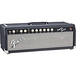 Fender Super-Sonic 60 60W Tube Guitar Amp Head (2160100010)