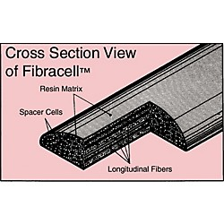 Fibracell Synthetic Bass Clarinet Reed (FBCR1)