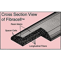 Fibracell Synthetic Bb Clarinet Reed (FCR1)