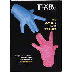Finger Fitness Complete Hand Workout (DVD) (CHWD)