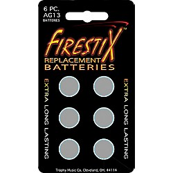 Firestix Drumstick Replacement Batteries (FXRB)