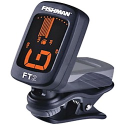 Fishman FT-2 Digital Chromatic Clip-on Tuner (ACC-TUN-FT2)