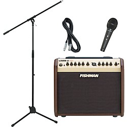 Fishman Loudbox Mini Songwriter Pack (LOUDBOX-MINI-SONGWRITER)