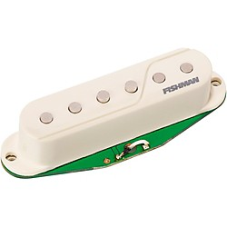 Fishman Set of 3 Fluence Single-Width Single Coil Pickups (PRF-STR-WH3)