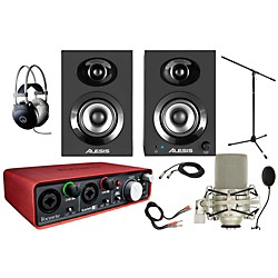 Focusrite Scarlett 2i2 MXL 990 Package (2i2 MXL 990 Package)