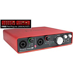Focusrite Scarlett 6i6 Audio Interface (USED004000 MOSC0007)