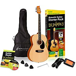 For Dummies Acoustic Guitar For Dummies Starter Package (K394D)