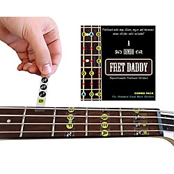 Fret Daddy The Combination Pack for Bass Guitar (BACP-00012)