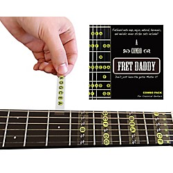 Fret Daddy The Combination Pack for Classical Guitar (CLCP-00017)