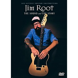 Fret12 Jim Root: The Sound And The Story - Guitar Instructional / Documentary DVD (124780)