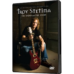 Fret12 Troy Stetina - The Sound and The Story DVD (321279)