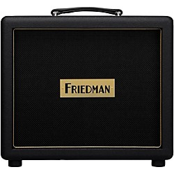 Friedman Pink Taco 1x12 Closed-Back Guitar Speaker Cabinet with Celestion Creamback (PINK TACO 1x12 CAB)