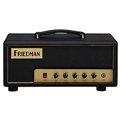 Friedman Pink Taco 20W Tube Guitar Amp Head (USED004000 PINK TACO HEAD)