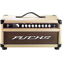 Fuchs 4 Aces 4w Tube Guitar Head (4ACESHEAD)