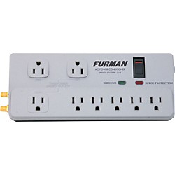 Furman PST-2+6 Power Station Series AC Power Conditioner (PST-2+6)