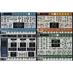 Fxpansion D.CAM Synth Squad System Software Download (1012-4)