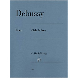 G. Henle Verlag Clair De Lune By Debussy (51480391)