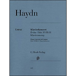 G. Henle Verlag Concerto for Piano (Harpsichord) and Orchestra D Major Hob.XVIII:11 By Haydn (51480640)