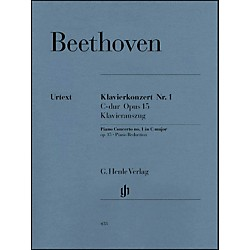G. Henle Verlag Concerto for Piano and Orchestra C Major Op. 15, No. 1 By Beethoven (51480433)
