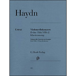 G. Henle Verlag Concerto for Violoncello and Orchestra D Major Hob.VIIb:2 By Haydn (51480418)