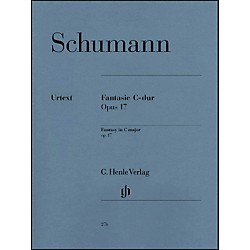G. Henle Verlag Fantasy C Major Op. 17 By Schumann (51480276)
