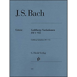 G. Henle Verlag Goldberg Variations BWV 988 By Bach (51480159)