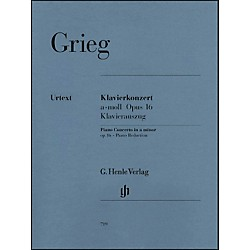 G. Henle Verlag Piano Concerto A minor Op. 16 By Grieg (51480719)