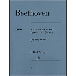 G. Henle Verlag Piano Sonata No. 17 in D Minor Op. 31 Tempest Sonata By Beethoven (51480784)