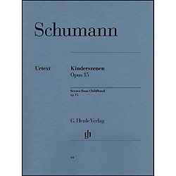 G. Henle Verlag Scenes From Childhood Op. 15 By Schumann (51480044)