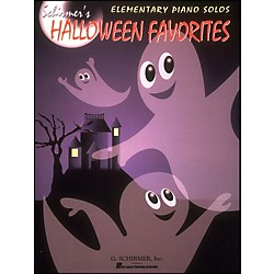 G. Schirmer Schirmer's Halloween Favorites Elementary Piano Solos (50481546)