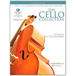 G. Schirmer The Cello Collection - Intermediate Cello / Piano G. Schirmer Instrumental Library (50486141)