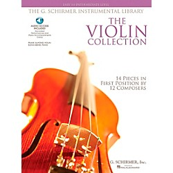 G. Schirmer The Violin Collection - Easy To Intermediate Violin / Piano G.Schirmer Instrumental Library (50486131)