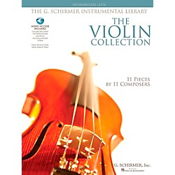 G. Schirmer The Violin Collection - Intermediate Violin / Piano G. Schirmer Instrumental Library (50486139)
